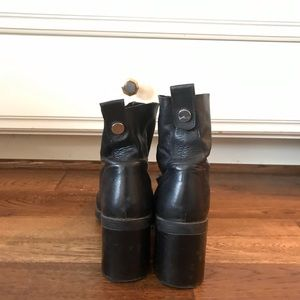 Zara Shoes - Black boots